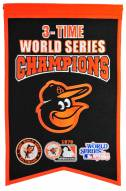 Baltimore Orioles Champs Banner