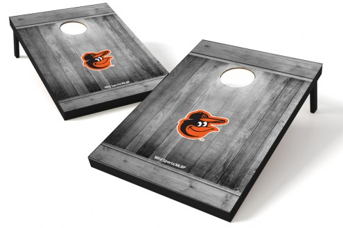 Baltimore Orioles Wild Sports Cornhole Set