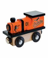 Baltimore Orioles Wooden Toy Train