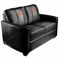 Baltimore Orioles XZipit Silver Loveseat with Secondary Logo