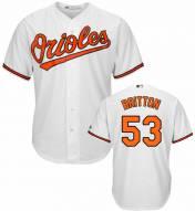 Baltimore Orioles Zach Britton Replica Home Baseball Jersey