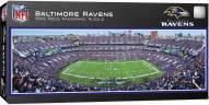 Baltimore Ravens 1000 Piece Panoramic Puzzle