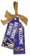 "Baltimore Ravens 12"" Team Tags"