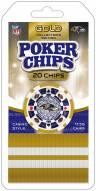 Baltimore Ravens 20 Piece Poker Chips