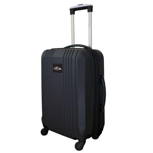 "Baltimore Ravens 21"" Hardcase Luggage Carry-on Spinner"