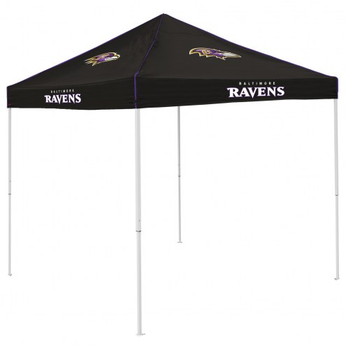 Baltimore Ravens 9' x 9' Colored Tailgate Canopy Tent