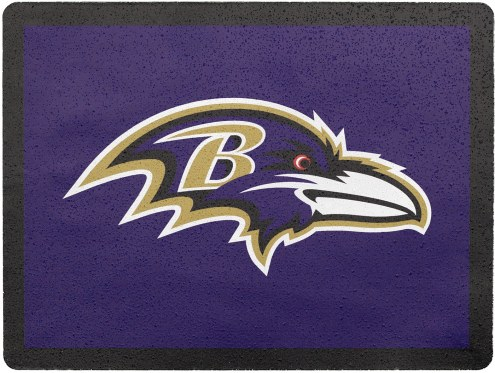 Baltimore Ravens Address Logo