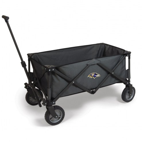 Baltimore Ravens Adventure Wagon