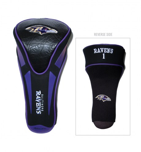 Baltimore Ravens Apex Golf Driver Headcover