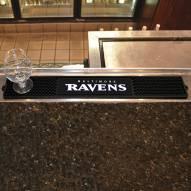 Baltimore Ravens Bar Mat