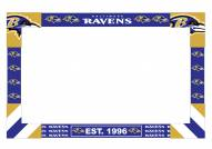 Baltimore Ravens Big Game TV Frame