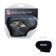Baltimore Ravens Blade Putter Headcover