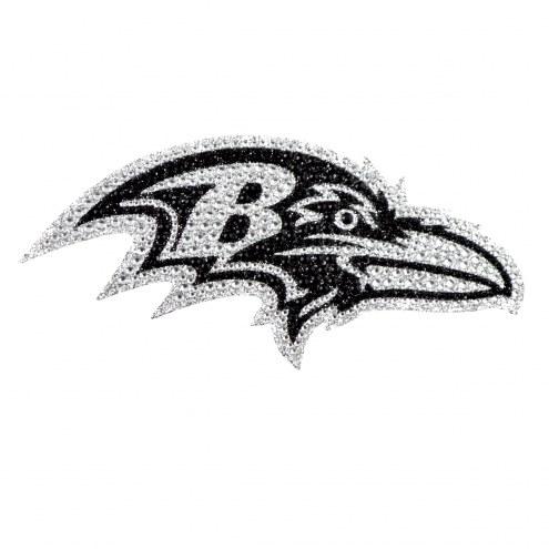 Baltimore Ravens Bling Car Emblem