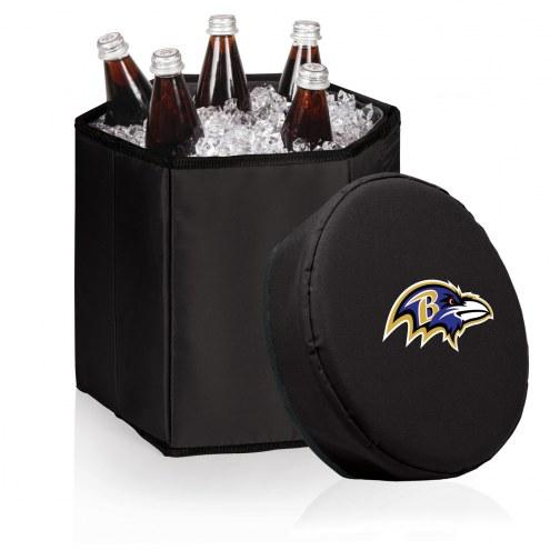 Baltimore Ravens Bongo Cooler