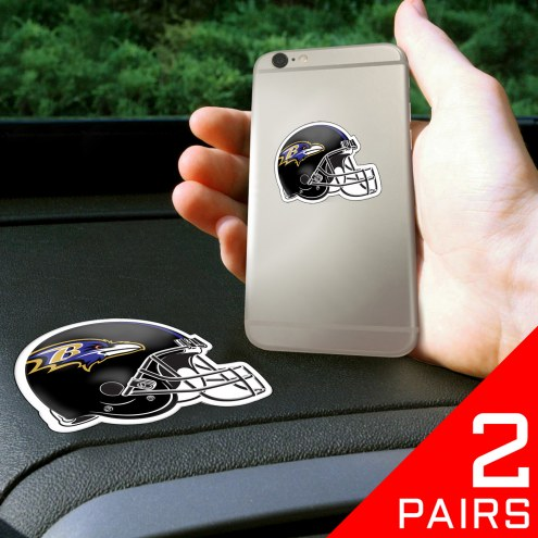 Baltimore Ravens Cell Phone Grips - 2 Pack