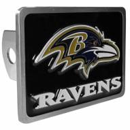 Baltimore Ravens Class II and III Hitch Cover