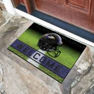 Baltimore Ravens Crumb Rubber Door Mat