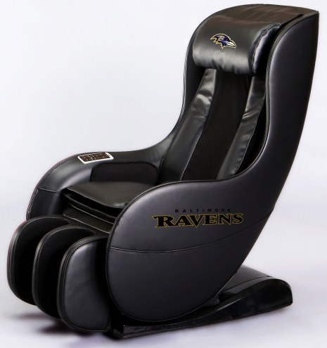 Baltimore Ravens Deluxe Gaming Massage Chair