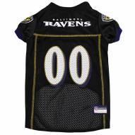 Baltimore Ravens Dog Football Jersey