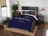 Baltimore Ravens Draft Full/Queen Comforter Set