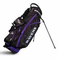 Baltimore Ravens Fairway Golf Carry Bag