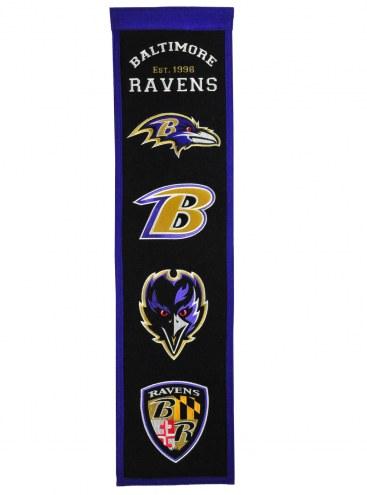 Baltimore Ravens Fan Favorite Banner