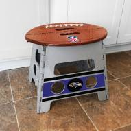 Baltimore Ravens Folding Step Stool