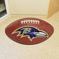 Baltimore Ravens Football Floor Mat