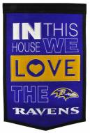 Baltimore Ravens Home Banner