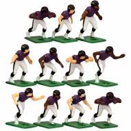 Baltimore Ravens Home Uniform Action Figure Set