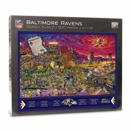 Baltimore Ravens Joe Journeyman Puzzle