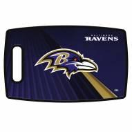 Baltimore Ravens Large Cutting Board