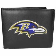 Baltimore Ravens Large Logo Bi-fold Wallet