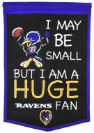 Baltimore Ravens Lil Fan Traditions Banner