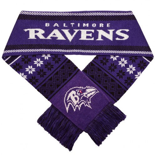 Baltimore Ravens Lodge Scarf