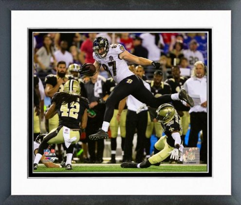 Baltimore Ravens Maxx Williams Action Framed Photo
