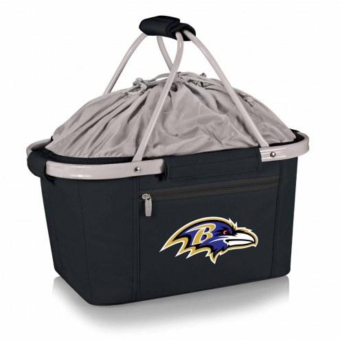 Baltimore Ravens Metro Picnic Basket