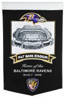 Baltimore Ravens M&T Bank Stadium Banner