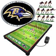 Baltimore Ravens NFL Deluxe Electric Football Game