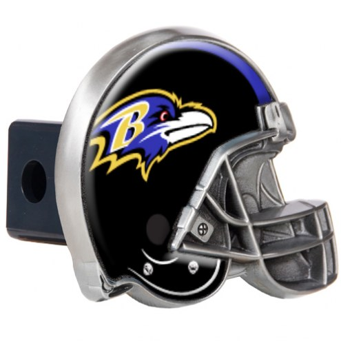 Baltimore Ravens NFL Football Helmet Trailer Hitch Cover