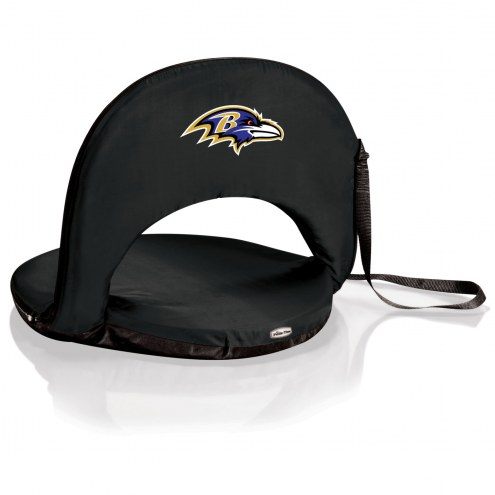Baltimore Ravens Oniva Beach Chair