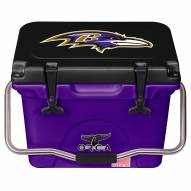 Baltimore Ravens ORCA 20 Quart Cooler
