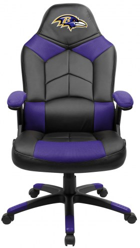 Baltimore Ravens Oversized Gaming Chair