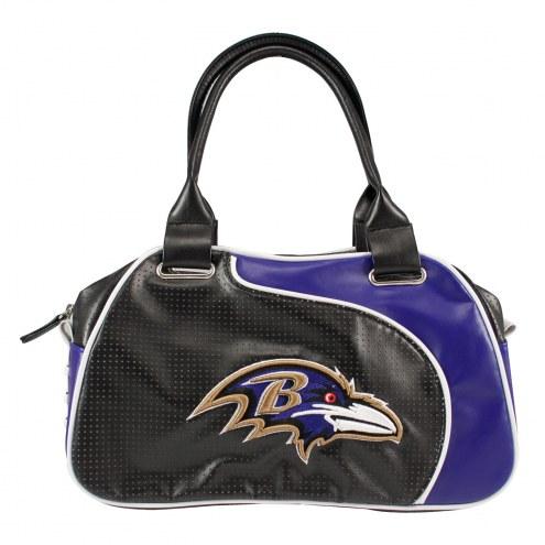 Baltimore Ravens Perf-ect Bowler Purse