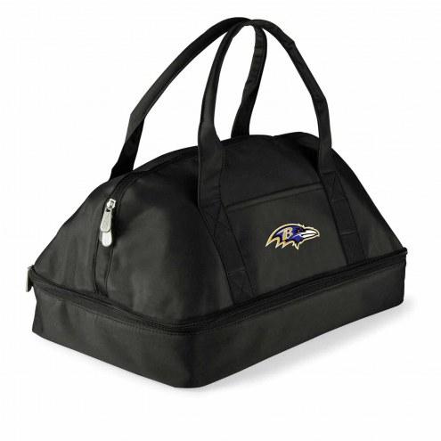 Baltimore Ravens Potluck Casserole Tote