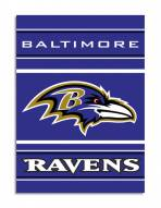 Baltimore Ravens NFL Premium 2-Sided House Flag