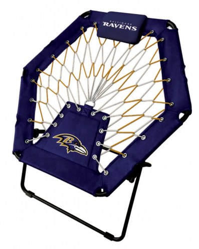 Baltimore Ravens Premium Bungee Chair