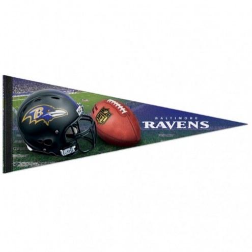 Baltimore Ravens Premium Pennant
