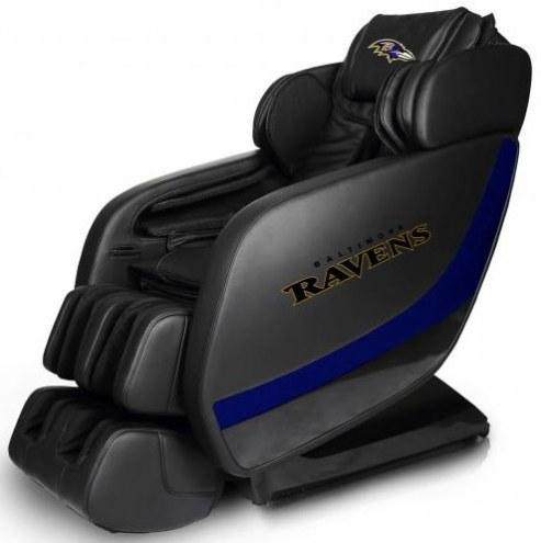 Baltimore Ravens Professional 3D Massage Chair