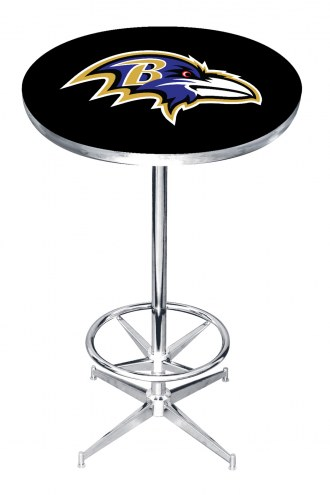 Baltimore Ravens Pub Table